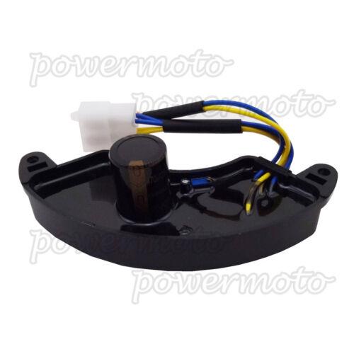 5KW 5.5KW 6 KW 6.5KW Chinese Generator AVR Automatic Voltage Regulator Rectifier