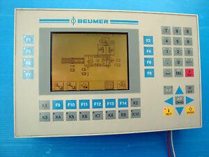 Siemens S5 Operator Panel Op25 6av3525 1ea01 0ax0 Oem Version