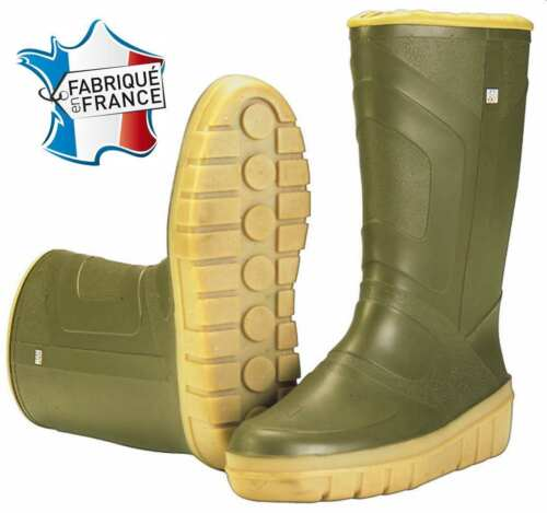 BauDou Astron Deluxe Thermo Stiefel  Made in France Gr 37-48     Jagd-Stiefel