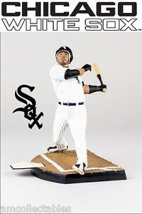 McFarlane MLB Chicago White Sox Series 33 Jose Abreu Figure LOOSE