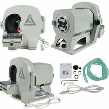 Wet Dental Model Trimmer Abrasive Machine Gypsum Arch Inner Disc Wheel 500w New