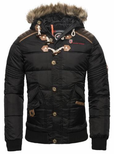 giacca invernale Parka Giacca invernale rivestimento Belphegor con da uomo imbottita geologico EqTgZ