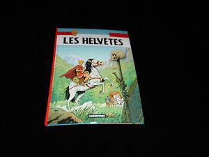 Martin-Jailloux-The-Adventures-D-039-Alix-38-The-Helvetes-Eo-Casterman-DL-11-2019