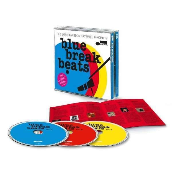 Various Artists - Azul Romper Beats Nuevo CD