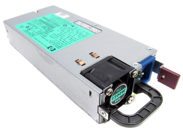 HP 1200W HSTNS-PD19 570451-101 Platinum Hot Plug Power Supply