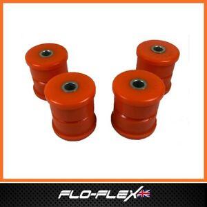 Suzuki-Grand-Vitara-Suspension-Arbustos-Trasero-inferior-brazos-de-arrastre-en-Poly-Flo-Flex