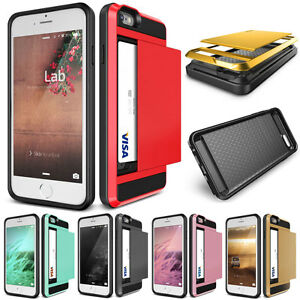 iphone 5s case with card holder wallet credit card pocket holder cover for 5958