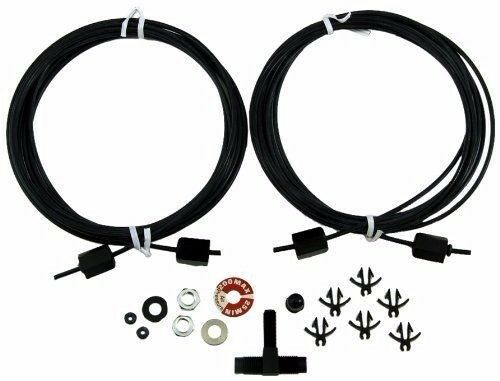 Gabriel 141099 Air Shocks Hose Kit with Tubing and O-rings QUANTITY OF 2!!!