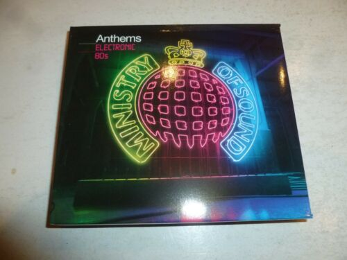 1 of 1 - Anthems - Electronic '80s - 2009 3 Disc 60-track CD Albums