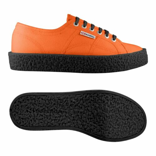 Superga Shoes Sneakers 2750-COTU MEGA PAURA Man Woman Urban street PUR Low Cut