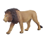 Mojo AFRICAN LION Wild zoo animals play model figure toys plastic forest jungle