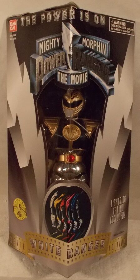 Mighty Morhpin Power Rangers MMPR The Movie - 8