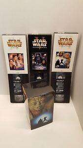Star-Wars-Trilogy-VHS-2000-Return-of-the-Jedi-A-New-Hope-Empire-Strikes-Back