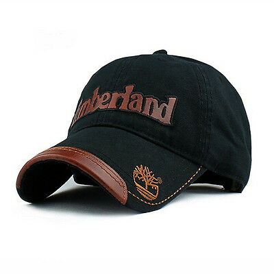Unisex Word Print PU Leather Hat Adjustable Snapback Sun Golf Baseball Cap Sport