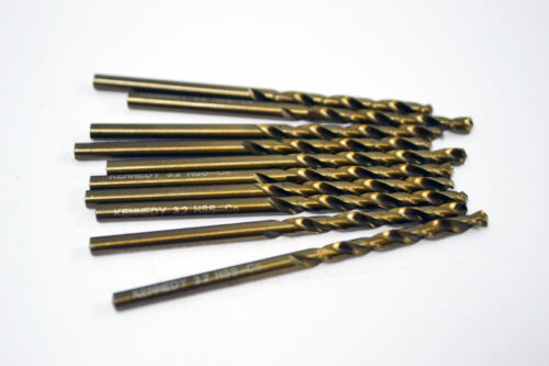 Kennedy 3.2mm HSS-Co Jobber Drill
