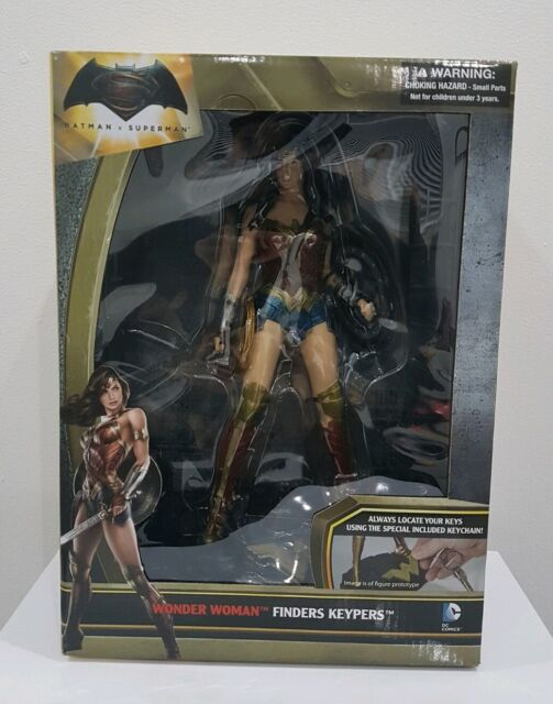 DC Comics Superhero Wonder Woman Finders Keypers Figurine Collectible 25cm