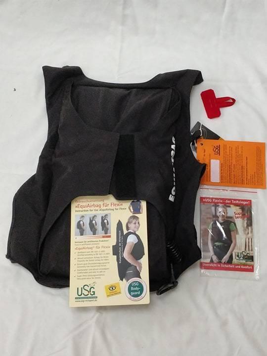 USG equiairbag projoector para su uso con projoector de cuerpo de movimiento Flexi o Flexi