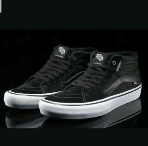 Vans x Antihero Anti-Hero Skateboards SK8-MID Pro Shoes US Men Size 6.5 |  eBay