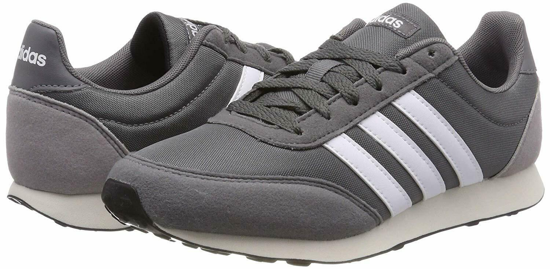 Adidas V Racer 2.0 F34445 Informal Zapatos Tenis Zapatillas Hombre