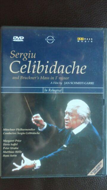 Celibidache, Sergiu - Anton Bruckner - Messe Nr.3 in f-moll  Münchner Philharmon