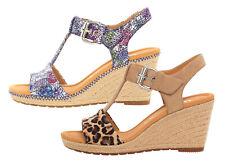 Gabor 22 736 Schuhe Damen Sandalen Plateau Sandaletten   eBay