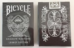 Bicycle-Ellusionist-Shadow-Masters-Legacy-Edition-US-Playing-Cards-Magic-Poker