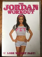 Katie Price THE JORDAN WORKOUT ~ Excercise / Keep Fit |  UK DVD