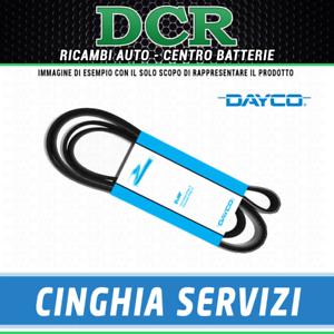 Cinghia-Servizi-DAYCO-4PK668-ABARTH-ALFA-CHEVROLET-DAEWOO-FIAT-FORD-LANCIA-OPEL
