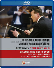 Beethoven: Symphony No. 9 - Discovering Beethoven [Video] (Blu-ray Disc, Sep-2016, C Major Entertainment)