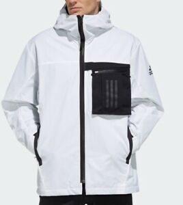 Details about Adidas FM9394 WB TRAVEL men's white windbreaker