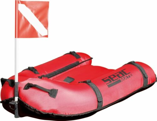 SEAC SEAMATE Inflatable Gangway with Safety Flag 3 Chambers /& Pocket