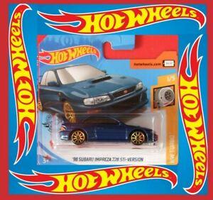 Hot-Wheels-2020-039-98-subaru-impreza-22b-STI-version-23-250-neu-amp-ovp