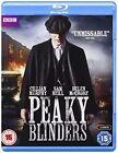 Peaky Blinders TV Series 1 First Season Blu-ray RegB 2 Discs