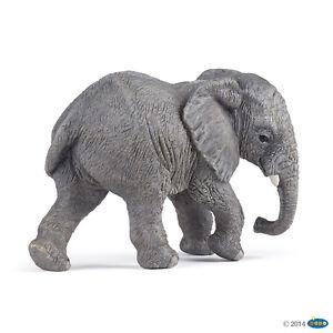 Papo 50169 jeunes africains éléphant 7 cm Animaux Sauvages  </span>