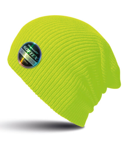 Result Core Softex Beanie Hat Warm Winter Essentials Super Style Oversized