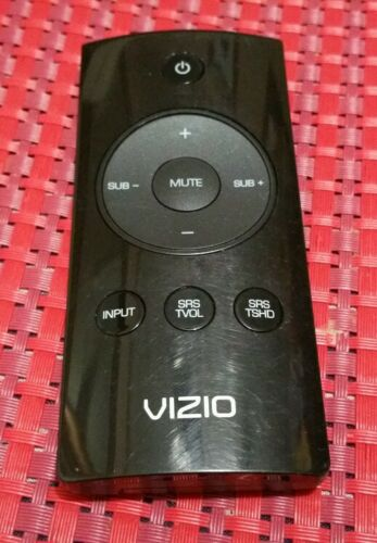 VIZIO REMOTE CONTROL FOR SB4020E-B0,SB4020E-A0-NA SB4020E-A0B SOUNDBAR