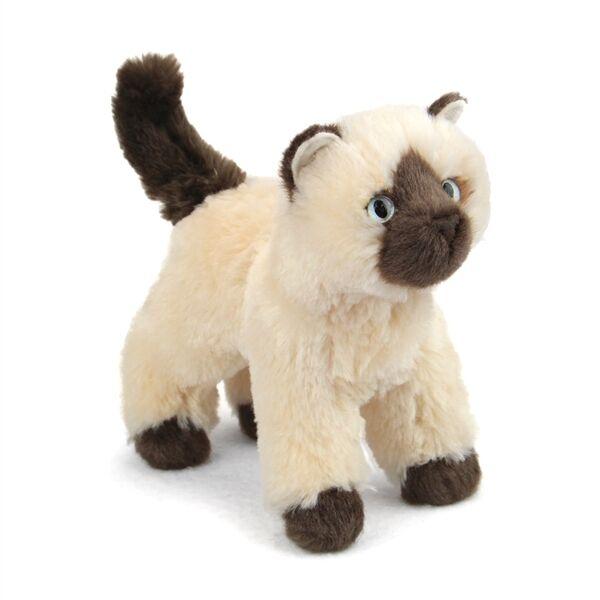 Hilda Himalayan 8 Inch Cat Kitten Stuffed Animal By Douglas Cuddle