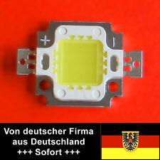 Warmweiße LED 10W, 1000 Lumen, 12Volt Hochleistungs-LED Chip SMD COB