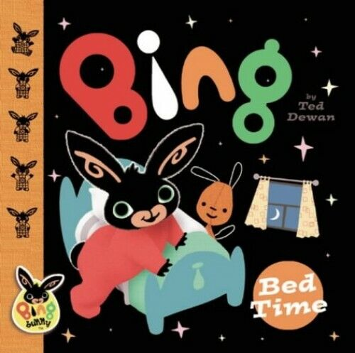 Bing: Bed Time by Dewan, Ted Hardback Book The Cheap Fast Free Post