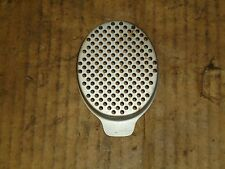 ASPERA LAV/TECUMSEH/FLYMO/SUFFOLK PUNCH/ATCO  ENGINE AIR FILTER END COVER-SILVER
