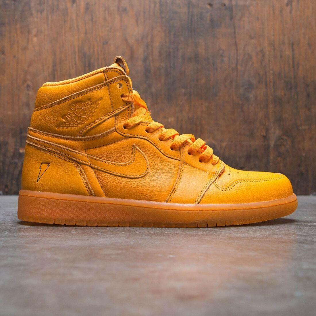 2017 Nike Air Jordan 1 Retro High OG Gatorade orange Peel Size 9. AJ5997-880
