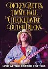 Live at the Coffee Pot, 1983 [11/18] * by Chuck Leavell/Dickey Betts/Jimmy Hall (DVD, Nov-2016, Music Expo)