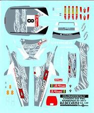Colorado Decals 1/43 CITROEN DS3 WRC KIMI RAIKKONEN 2011 Part 1