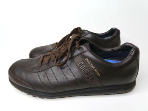 Mens Camper Shoes Pelotas XLite Leather Camper Tra