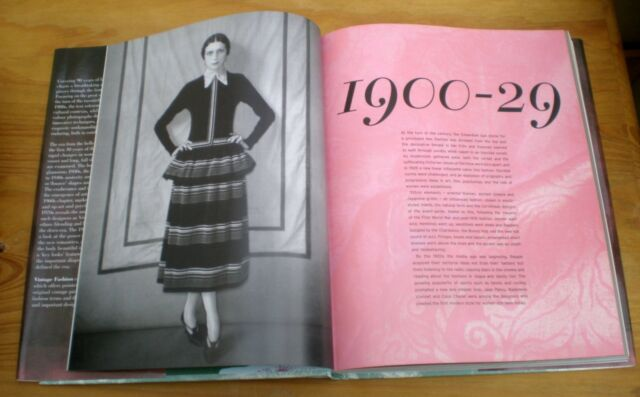 Vintage Fashion: Collecting and wearing designer fashion by Emma Baxter-Wright