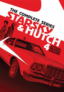 Starsky & Hutch: The Complete Series (DVD, 2014, 16-Disc Set) In Stock!