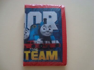 Thomas The Tank Engine Bambini Wallet, Official Licensed Tag Nuovo Di Zecca Con-l Licensed Brand New With Tags It-it Mostra Il Titolo Originale