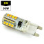 DEL G9 ampoules en assortiments d/'économie d/'énergie 3 W blanc chaud