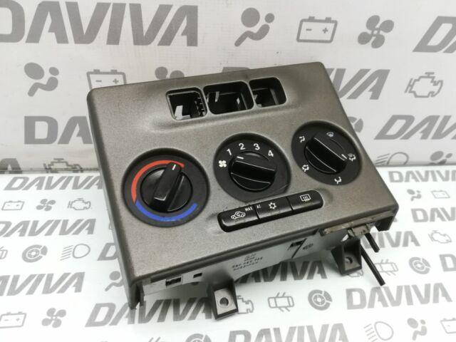 2007 Vauxhall Opel Antara AC Heater Climate Control Panel Switch Unit 96850951