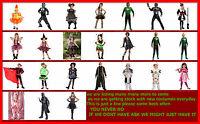 Gothic Rag Doll Child Costume